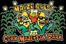 Maize Quest Corn Maze & Fun Park - New Park, PA